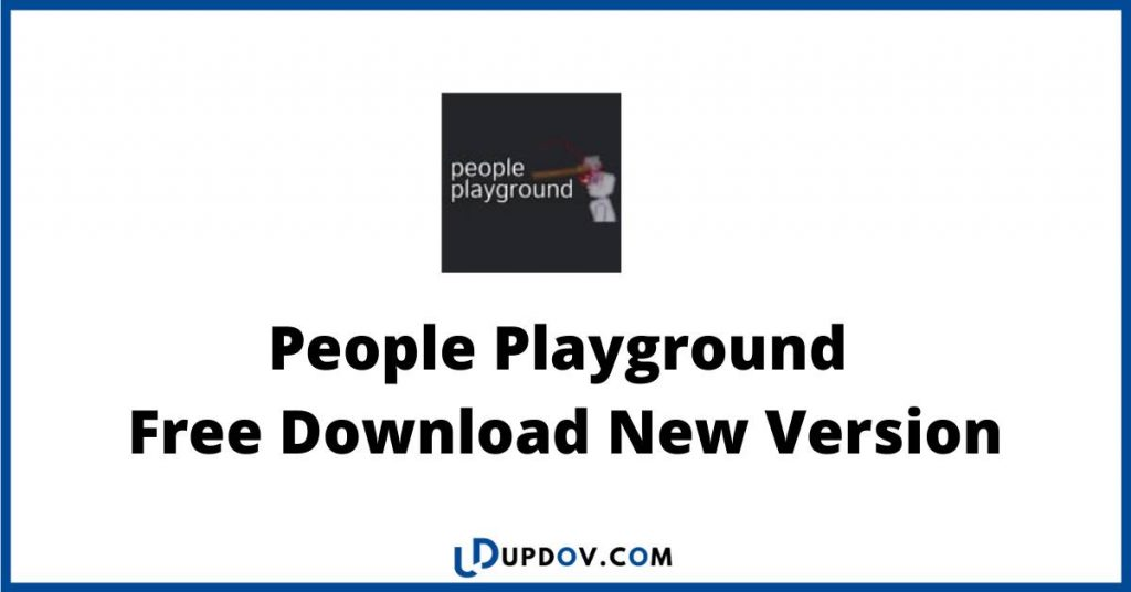 People Playground Free Download For Windows